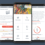 SURE Recovery – a new application launched by King's College London.