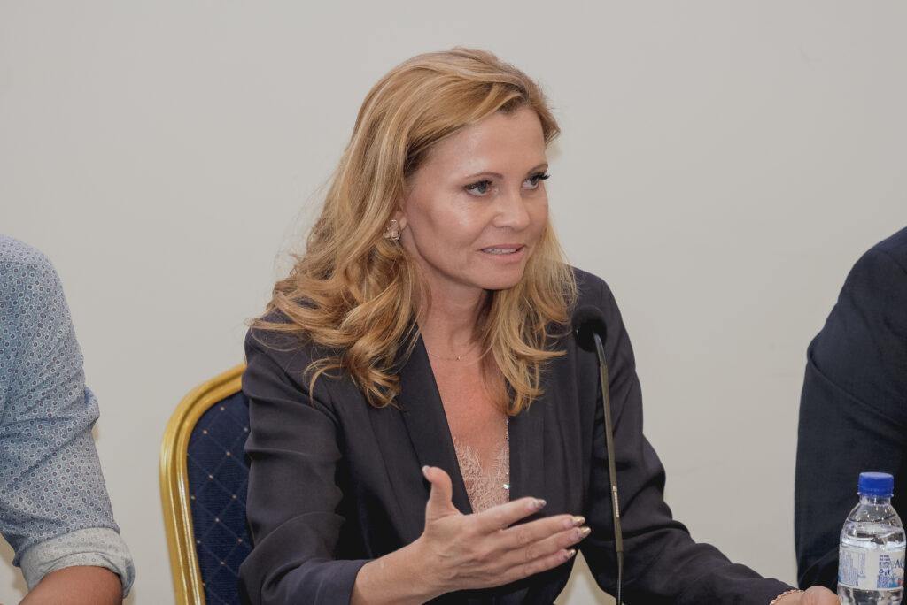 Светлана Йорданова заместник-министър на здравеопазването