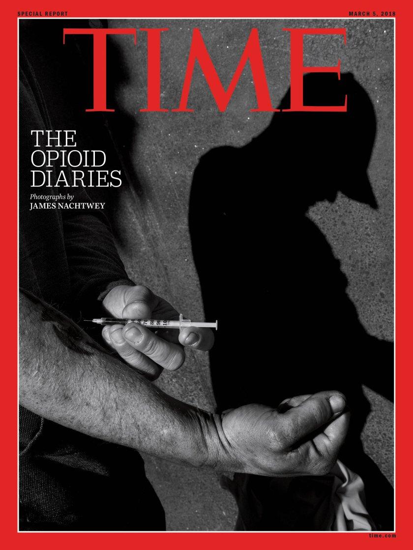 Однажды в Америке. По материалам специального репортажа журнала TIME «Опиоидные дневники».